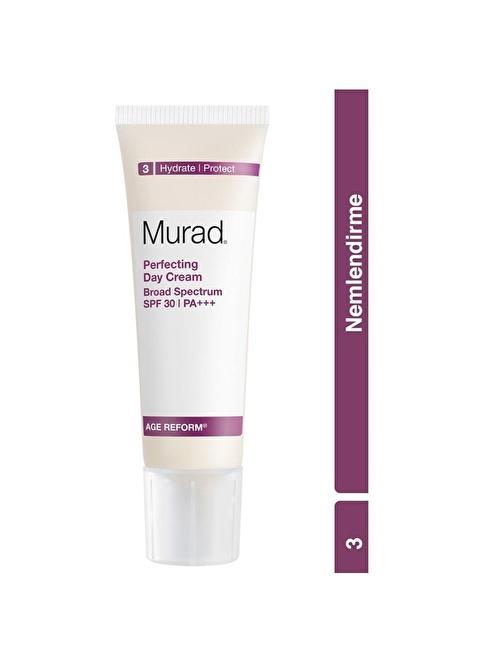 Murad Perfecting Day Cream SPF30 - Anti Aging Etkili Gündüz Bakım Kremi 50 ml Renksiz